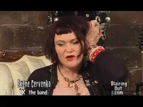 "EXENE of the band "" X "" talks  with Eric Blair part 1"