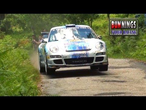 Sergio Vallejo (Porsche 911 GT3) se ha hecho con la victoria en la 3ª prueba del nacional por delante de un Alberto Meira que dió el máximo en el Mitsubishi ...