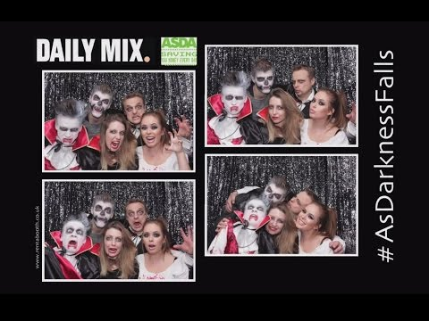 DAILY MIX HALLOWEEN PARTY 2014