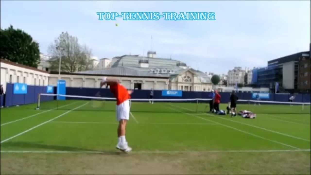 Roddick Tennis Serve Tennis Serve Andy Roddick
