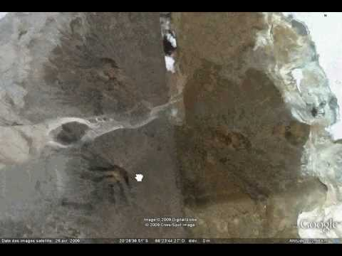 ufos on google earth. ufo image google earth secret