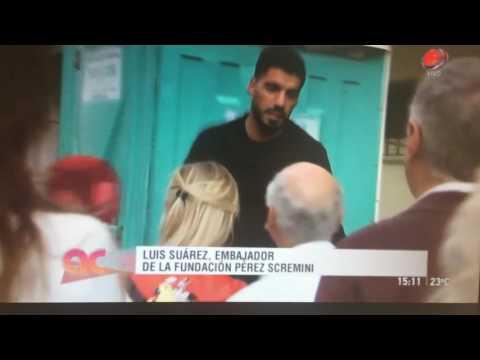 Giannina Silva ignorada por Luis Suárez y Sofía Balbi