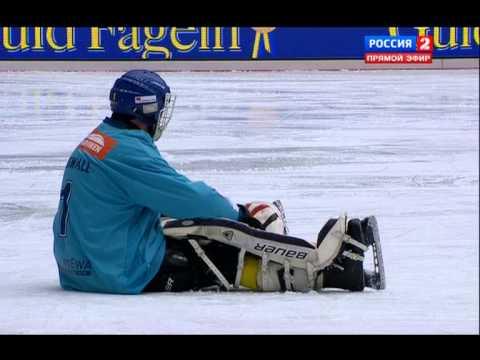 Хоккей с мячом / ЧМ-2013 / Финал / Швеция - Россия 3:4 (обзор)