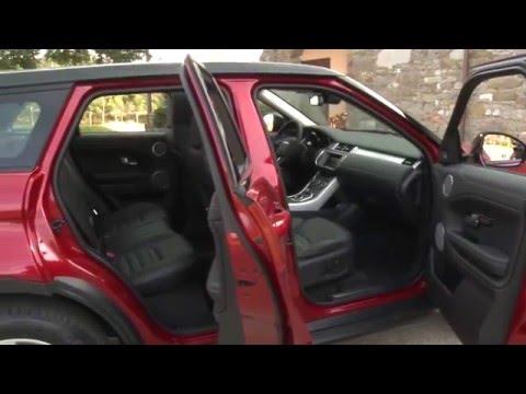 2016 Range Rover - Interior Design | AutoMotoTV