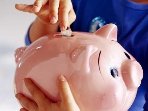 Видео как научиться копить деньги