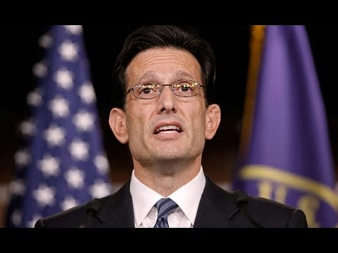 Cantor Pans Obama Jobs Plan