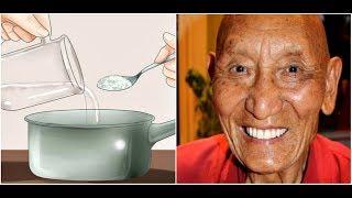 Ваши ЗУБЫ будут здоровыми и белыми до самой старости! Тысячелетний Рецепт Тибетских Монахов!