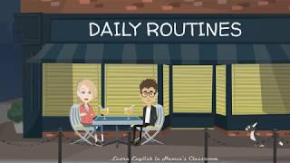Daily Routines | Daily English Conversations | Speaking English Fluently