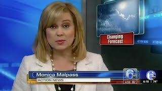 Monica Malpass - Signs off after 31 years at Action News - 6ABC / WPVI-TV Philadelphia