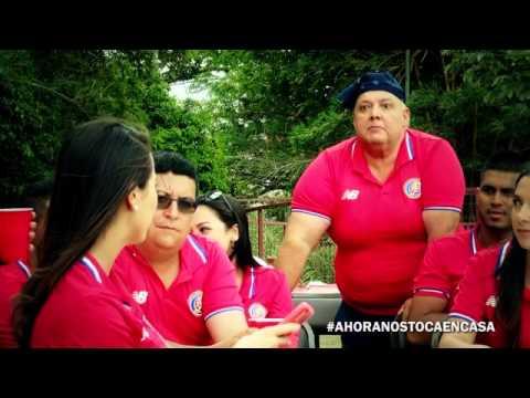 Vea el insólito video con que esperan a Uruguay