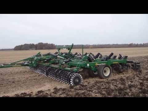 fall tillage 2010 john deere 9430