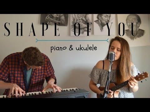 Shape Of You - Ed Sheeran   COVER UKULELE  Sandra Rugała #1