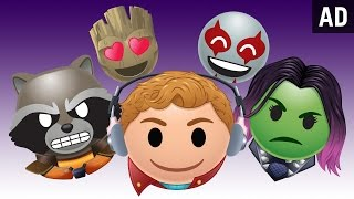 Guardians of the Galaxy As Told By Emoji | Disney | Marvel