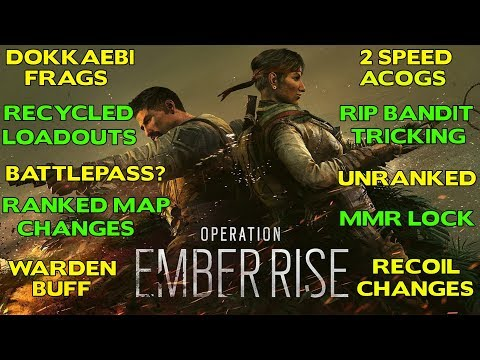 My Opinion on ALL of the EMBER RISE CHANGES! Are They Good?