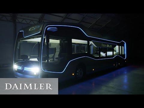 Llegó el autobús autónomo a Europa