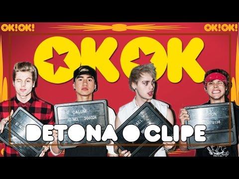 A Escolinha Do 5sos | Ok!ok! Detona O Clipe video