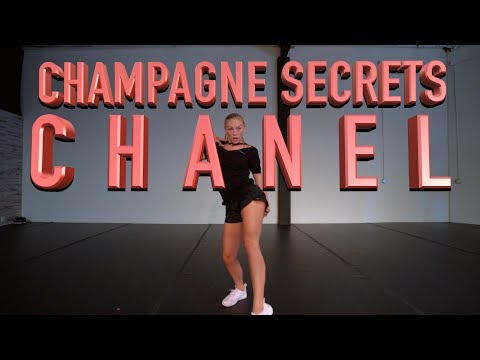 Champagne Secrets Chanel - Giorgio Moroder | Brian Friedman Choreography | The Brea Space