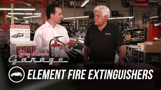 Element Fire Extinguishers - Jay Leno's Garage
