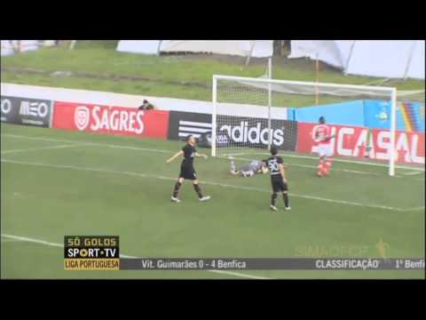 SL Benfica B 4 x 1 FC Penafiel - Segunda Liga - 2013/03/17