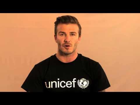 David Beckham appeals for support for children of Syria | مناشدة ديفيد بكهام لدعم أطفال سوريا