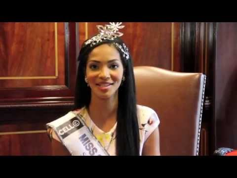Miss South African 2015   Message for the Youth - Lucky Radio