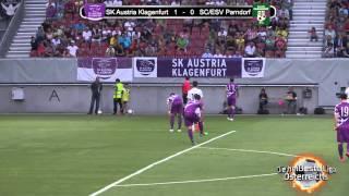 Прогноз матча по футболу Аустрия Клагенфурт - Парндорф
