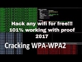 How to HACK Wi-fi Password (working 2017 easy)