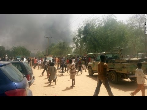 Boko Haram crisis Attack in Niger kills dozens