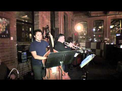 GOZA Latin&Brazilian Jazz @ Firebox Rest, Hartford, CT,PIENSO EN TI, EL FAROL MIX