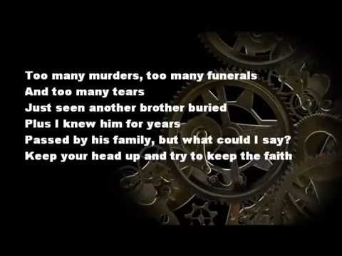 The Game T.i. Eminem 2-pac - Better Days With Lyrics video