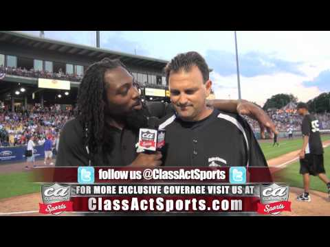 Drew Rosenhaus and Damien Berry interview on Class Act Sports