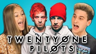 Download Lagu Teens React to Twenty One Pilots Gratis STAFABAND