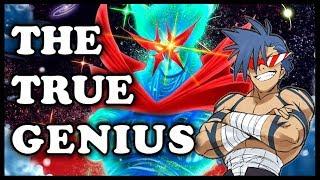 The Most Misunderstood Anime Character ? Kamina from Gurren Lagann