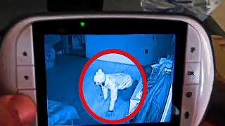 Mom Hears Moaning Coming From Baby Monitor And Runs Into Nursery To Find The Child Is Not Alone