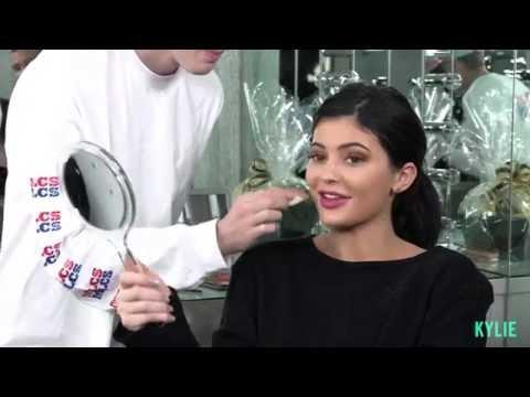 (FULL VIDEO) KYLIE GLAM: Harry + Josh Do My Makeup