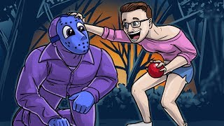 BRAND NEW RETRO JASON, MY NEW DOG & RAP GOD!! - Friday The 13th Game Gameplay Funny Moments