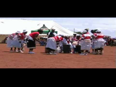 Bapedi Culture And Traditions Bapedi Cultural Dance.mpg
