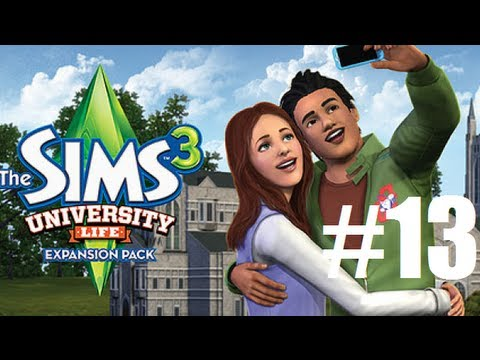 Let's Play - The Sims 3 University Life (Part 13) Joe Gets Arrested