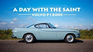 A car fit for The Saint - Volvo P1800