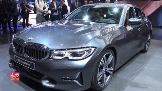 2019 BMW 3th series 330i Berline - Exterior And Interior Walkaround - 2018 Paris Motor Show