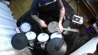 SLIPKNOT - Duality Drum Cover
