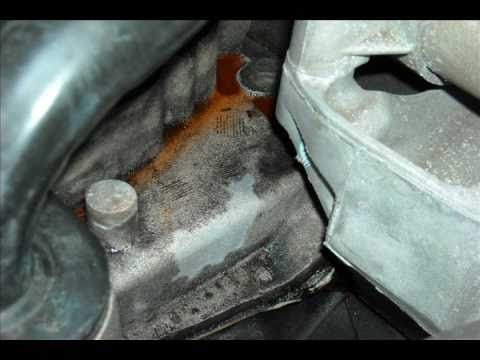 2003 Chevy S-10 4.3L V6 coolant leak on top of engine