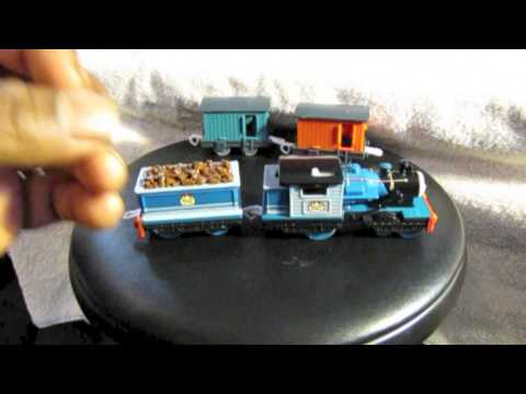 Thomas and Friends Trackmaster Village Ferdinand Review!