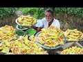 100 Maggi Noodles Cooking By Our Grandpa | Yummy Maggi Noodles Donating to Orphans