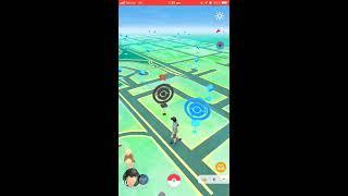 Pokémon Go - Team Rocket Encounter - Bulbasaur