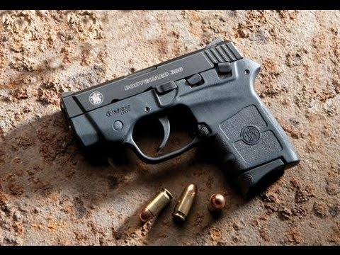 Smith & Wesson BODYGUARD 380 Range Test and Review
