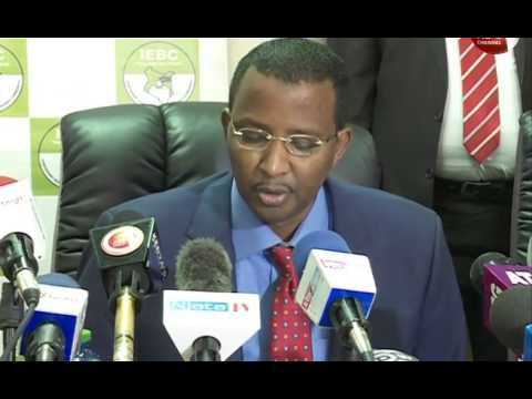 IEBC Commissioners to stay put