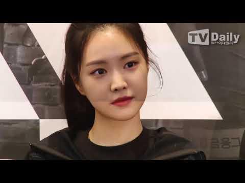 [TD영상] 에이핑크 손나은(Son Na Eun) '윤성빈-원윤종-서영우와 특별한 만남'