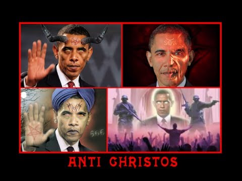 The Antichrist Is Barack Obama PART 1, The Man Of sin, Son Of Perdition, Only Man 2 Match Scripture!