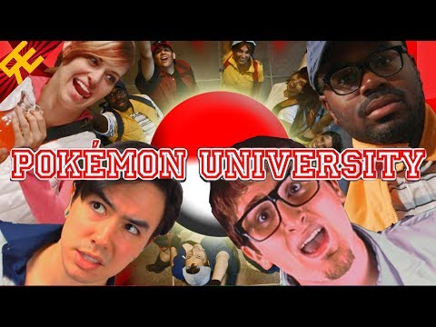 Pokémon University: A Professor Song (Feat. JWittz and NateWantsToBattle)